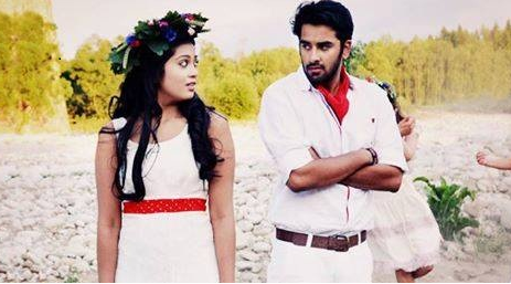 Veera: Baldev and Veera go to cinema hall to see film as