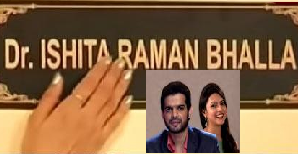 YHM name plate