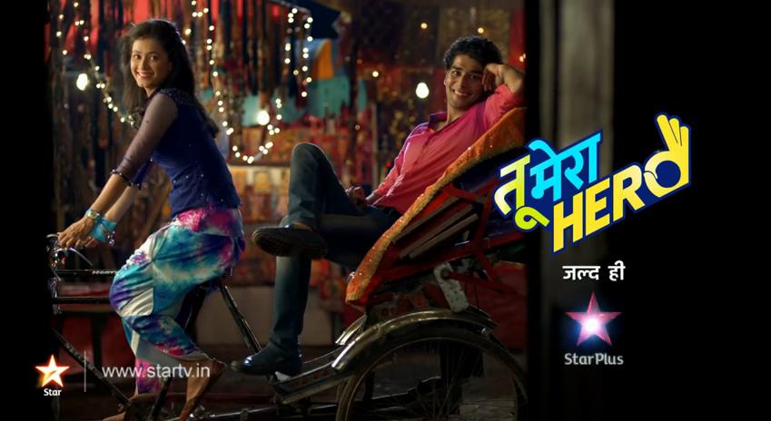 Tu Mera Hero featuring Sonia Balani and Priyansh Jora, air from 22nd December