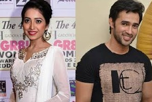 asha negi and karan sharma on new star plus show