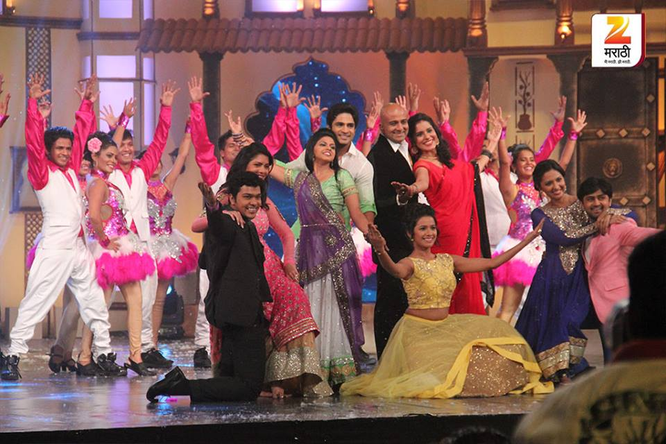 Zee Marathi 2015 Awards 1
