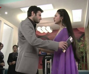 Yeh hai mohabbatein episode 145 : Giant map of middle earth